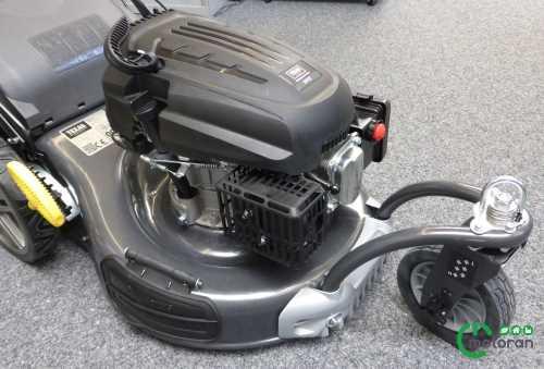 t90066252 rasenm her 3 rad mit powerline 4 takt 173ccm benzinmotor ger te zubeh r. Black Bedroom Furniture Sets. Home Design Ideas